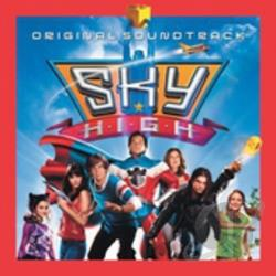 Sky High CD Cover Art