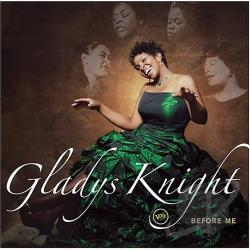 Knight, Gladys - Before Me CD Cover Art