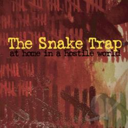 Snake Trap - At Home in a Hostile World CD Cover Art