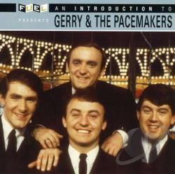 Gerry & The Pacemakers - An Introduction to Gerry & the Pacemakers CD Cover Art