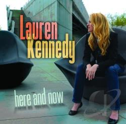 Kennedy, Lauren - Here and Now CD Cover Art
