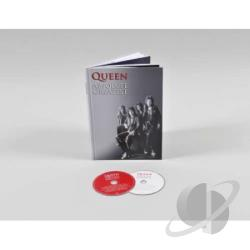 Queen - Absolute Greatest CD Cover Art