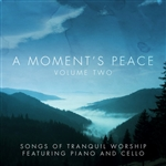 Great Worship Songs Players - Moment's Peace, Vol. 2 CD Cover Art