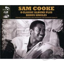Cooke, Sam - 8 Classic Albums CD Cover Art