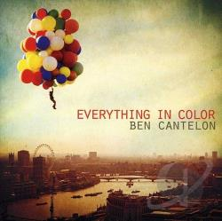Cantelon, Ben - Everything In Colour CD Cover Art