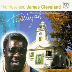 Cleveland, James, Reverend - Hallelujah CD Cover Art