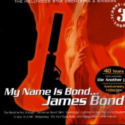 My name is bond james bond soundtrack cd album soundtrack - My name is bond james bond ...