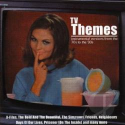 TV Themes: Instrumental Versions From The 70'S & 80'S CD Cover Art