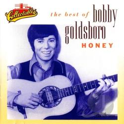Goldsboro, Bobby - Honey: The Best Of Bobby Goldsboro CD Cover Art