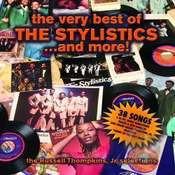 Stylistics - Very Best of the Stylistics...and More! CD Cover Art