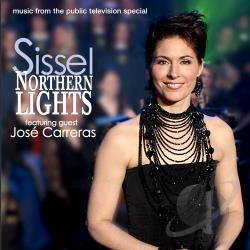 Sissel - Northern Lights CD Cover Art