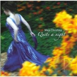 Christina, Maja - Quite A Night CD Cover Art