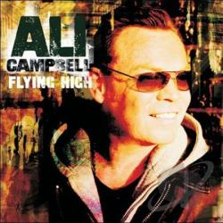 Campbell, Ali - Flying High CD Cover Art