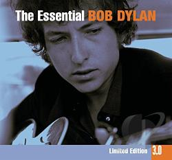 Dylan, Bob - Essential Bob Dylan CD Cover Art