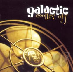 Galactic - Coolin' Off CD Cover Art