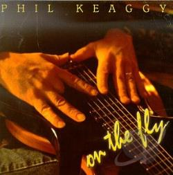 Keaggy, Phil - On The Fly CD Cover Art