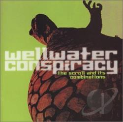 Wellwater Conspiracy - Scroll And Its Combinations CD Cover Art