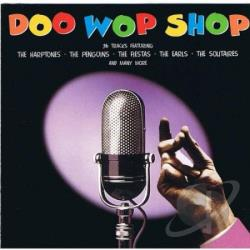 Doo Wop Shop CD Cover Art