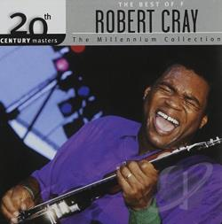 Cray, Robert - 20th Century Masters - The Millennium Collection: The Best of Robert Cray CD Cover Art