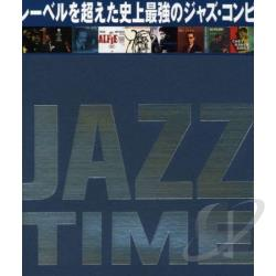 Jazztime: Blue CD Cover Art