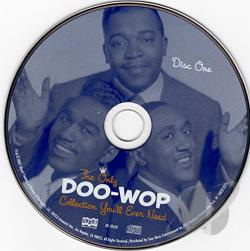 Only Doo-Wop Collection You'll Ever Need CD Cover Art