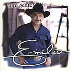Navaira, Emilio - Mi Gente CD Cover Art