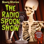 Spoken - Scary Stories: The Radio Spook Show CD Cover Art