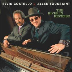 Costello, Elvis / Toussaint, Allen - River in Reverse CD Cover Art
