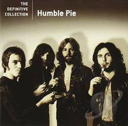 Humble Pie - Definitive Collection CD Cover Art