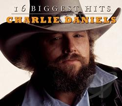 Daniels, Charlie - 16 Biggest Hits CD Cover Art