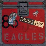 Eagles - Eagles Live DB Cover Art