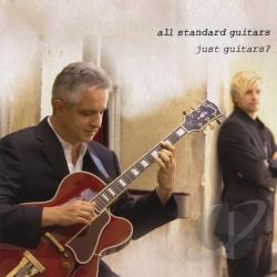 All Standard Guitars - Just Guitars? CD Cover Art