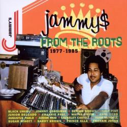 King Jammy - Jammy$ from the Roots: 1977-1985 CD Cover Art