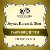 Joyce - Chains Gone, Set Free  DB Cover Art