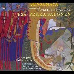 Lap / Salonen - Music of Silvestre Revueltas CD Cover Art