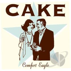 Cake - Comfort Eagle CD Cover Art