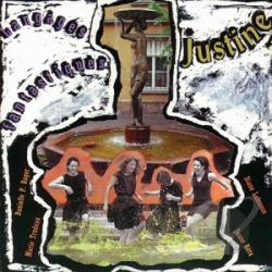 Justine (New Age) - Langages Fantastiques CD Cover Art