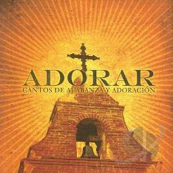 Adorar CD Cover Art