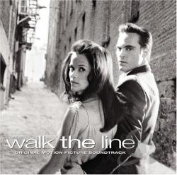 Walk the Line CD Cover Art