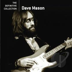 Mason, Dave - Definitive Collection CD Cover Art