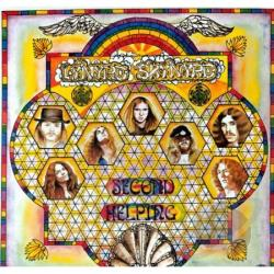 Lynyrd Skynyrd - Second Helping LP Cover Art