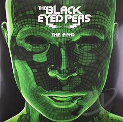 Black Eyed Peas - E.N.D. (Energy Never Dies) LP Cover Art