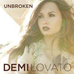 Lovato, Demi - Unbroken CD Cover Art