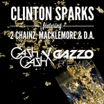 Sparks, Clinton - Gold Rush (Cash Cash X Gazzo Remix) DB Cover Art
