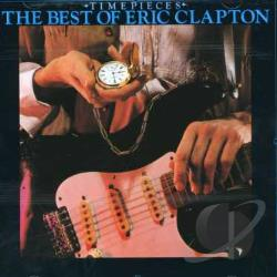 Clapton, Eric - Time Pieces: Best of Eric Clapton CD Cover Art