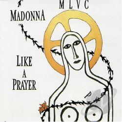 Madonna - Like A Prayer DS Cover Art