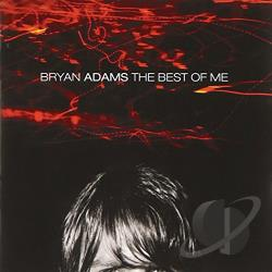 Adams, Bryan - Best Of Me CD Cover Art