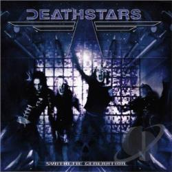 Deathstars - Synthetic Generation CD Cover Art