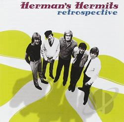 Herman's Hermits - Retrospective CD Cover Art