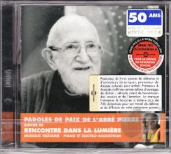 Pierre, Abbe - Paroles De Paix De L'Abbe Pierre CD Cover Art